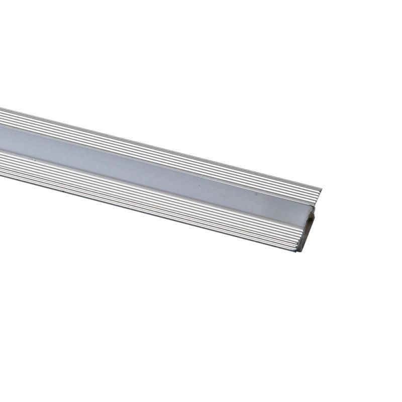 Recessed Aluminium Extrusion & Lens