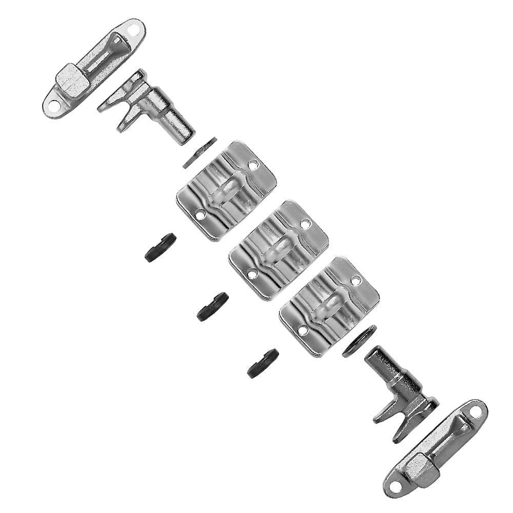 Stainless Steel Locking Gear - 22mm
