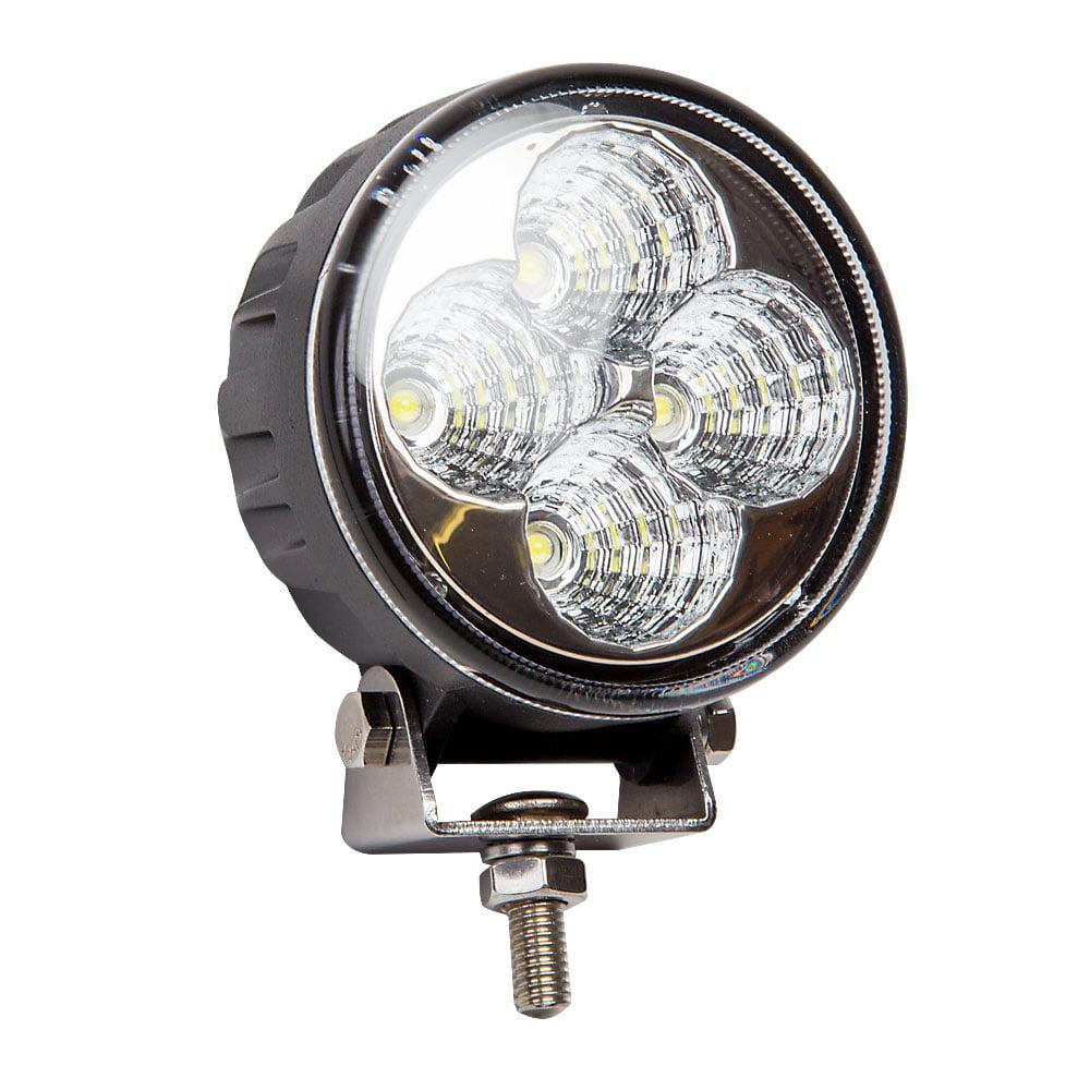 LED Round Work Lamp - 12 Watt