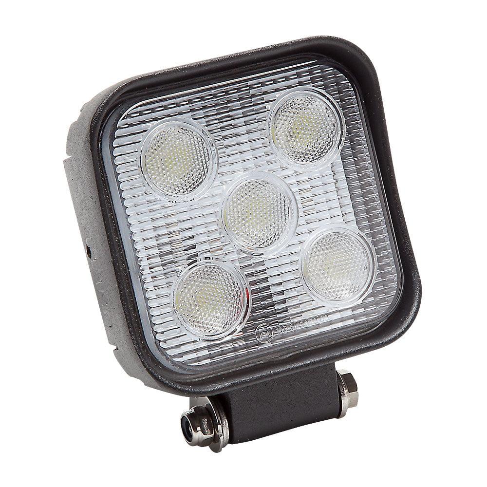 LED Square Work Lamp - 15Watt