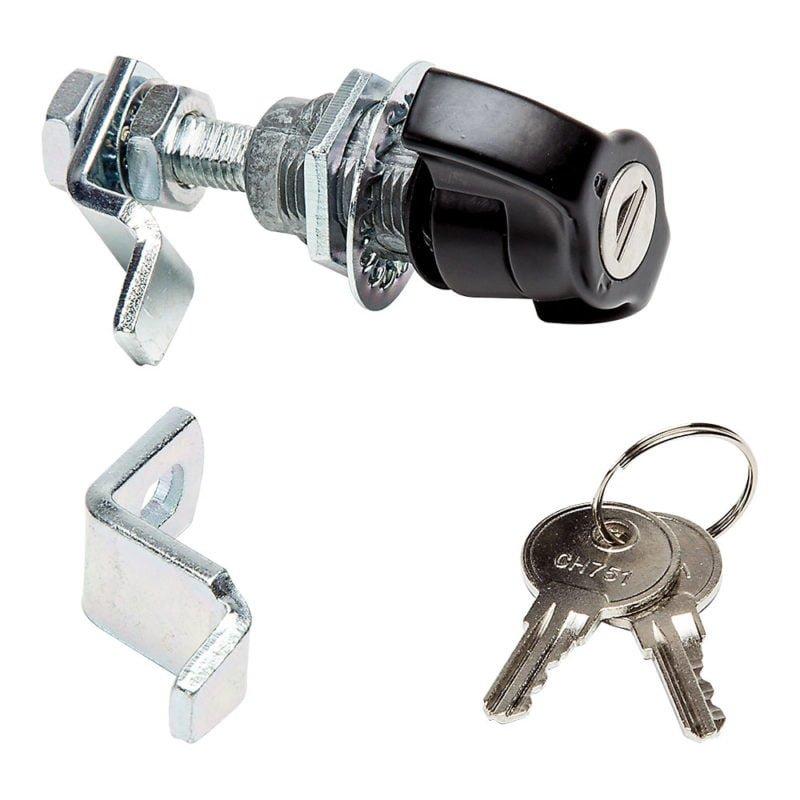 Thumb Turn Compression Latch – Key Locking