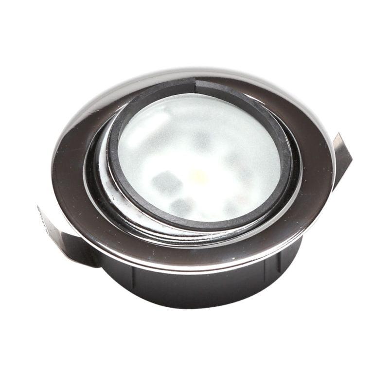 LED Chrome Eyeball