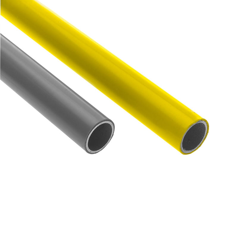 Handrail Tubes - PVC Coated