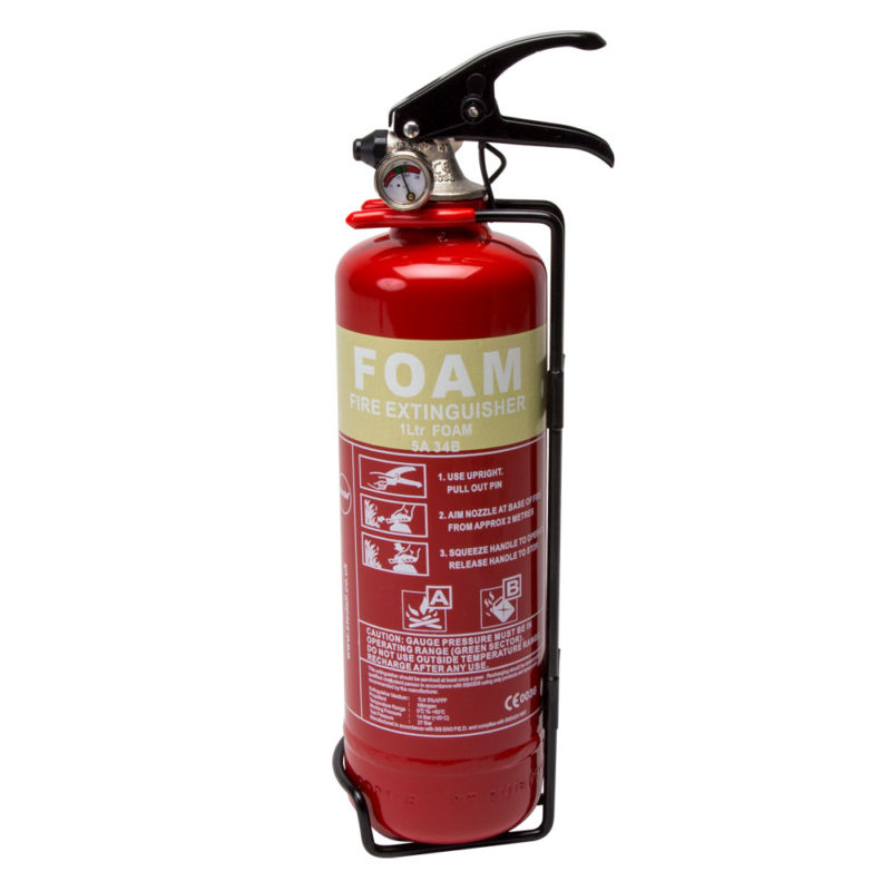 Fire Extinguishers- Foam