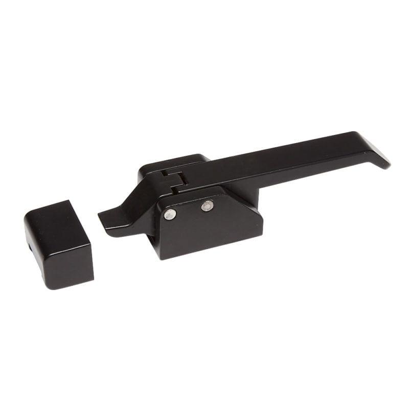 NL Black Cast Lock & Striker