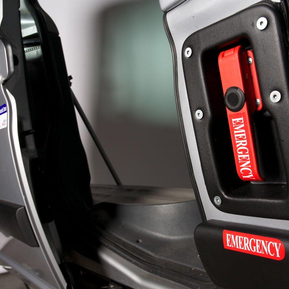 Automatic Side Sliding Doors