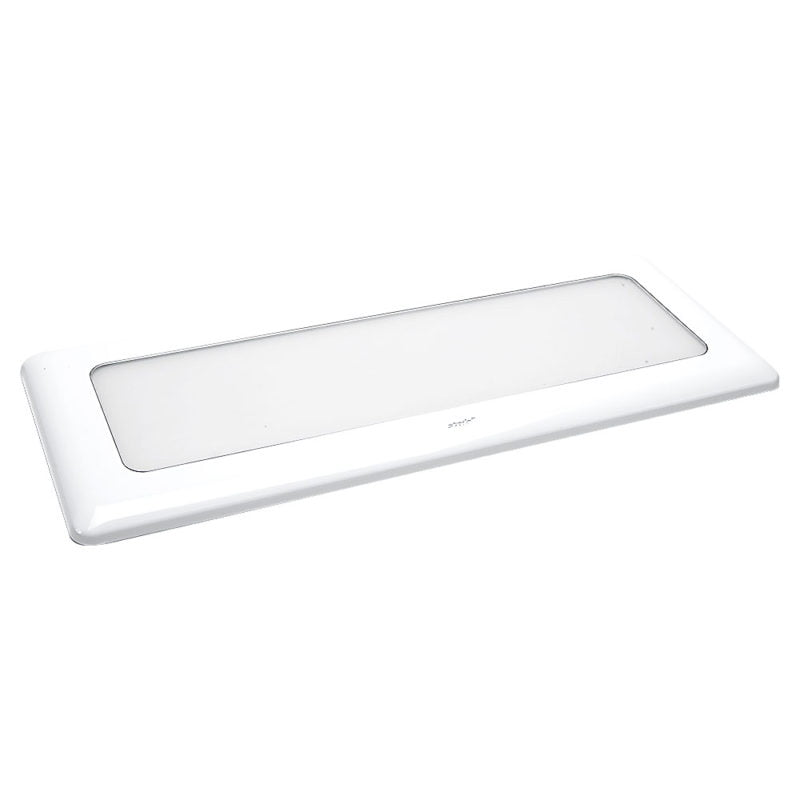 Flat Panel Light - with White Red, & Blue Leds