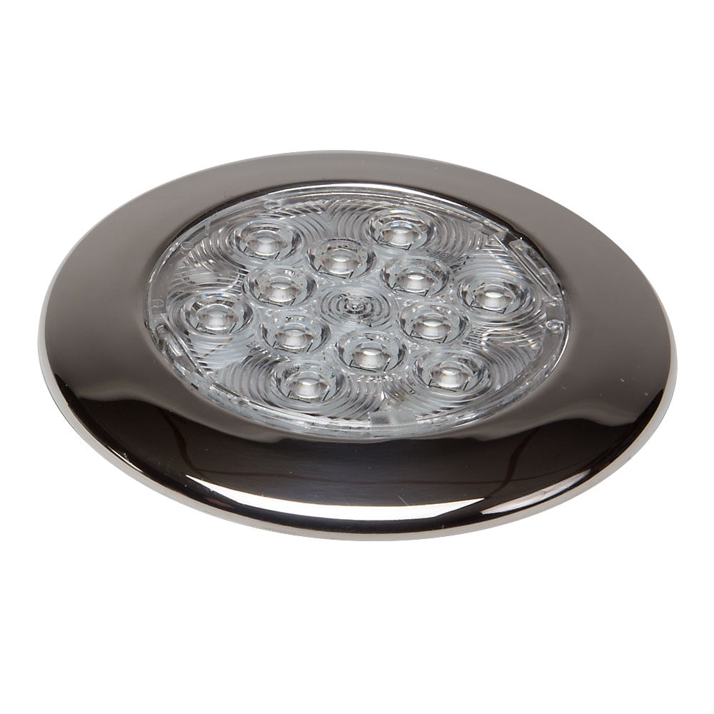 LED Stainless Steel Downlights - Surface Mount